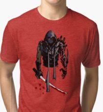 Cyborg Ninja Camiseta de tejido mixto