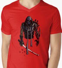 Cyborg Ninja Camiseta de cuello en V