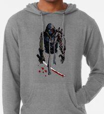 Cyborg Ninja Sudadera con capucha ligera