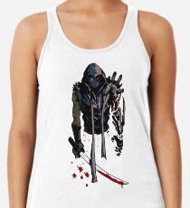Cyborg Ninja Camiseta de tirantes para mujer