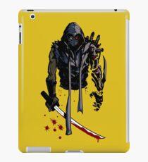 Cyborg Ninja Vinilo o funda para iPad