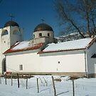 Same church, winter by dougie1