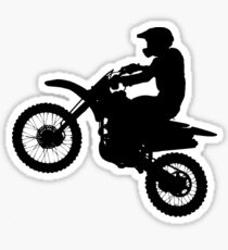 OFFICIAL Motor Cycle Shirt Sticker