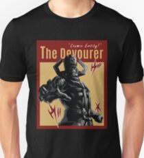 World Devourer - Cosmic Entity Unisex T-Shirt