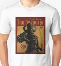 World Devourer - Cosmic Entity GRUNGE Unisex T-Shirt