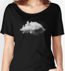 WAITING MAGRITTE Women's Relaxed Fit T-Shirt