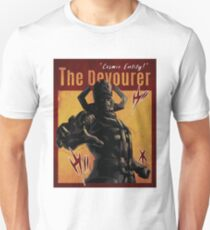 World Devourer - Cosmic Entity GRUNGE 2 Unisex T-Shirt