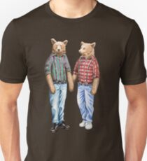 Will you bear with me? Unisex T-Shirt