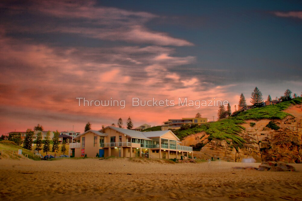 RED HEAD SURF CLUB by Throwing  Buckets Magazine