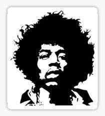 Jimi Sticker