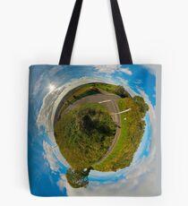 Country Roads - Killea Crossroads, Derry, N. Ireland Tote Bag
