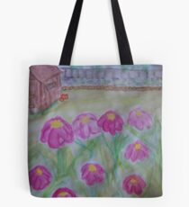 The Garden Shed Tote Bag