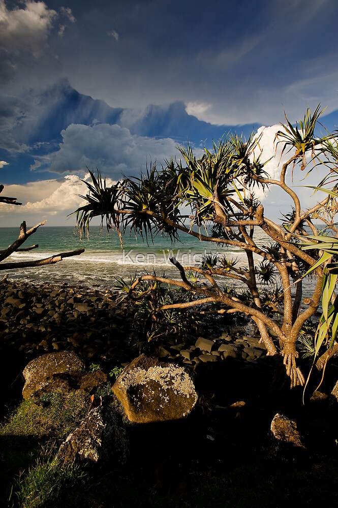 Tropical Front by Ken Wright