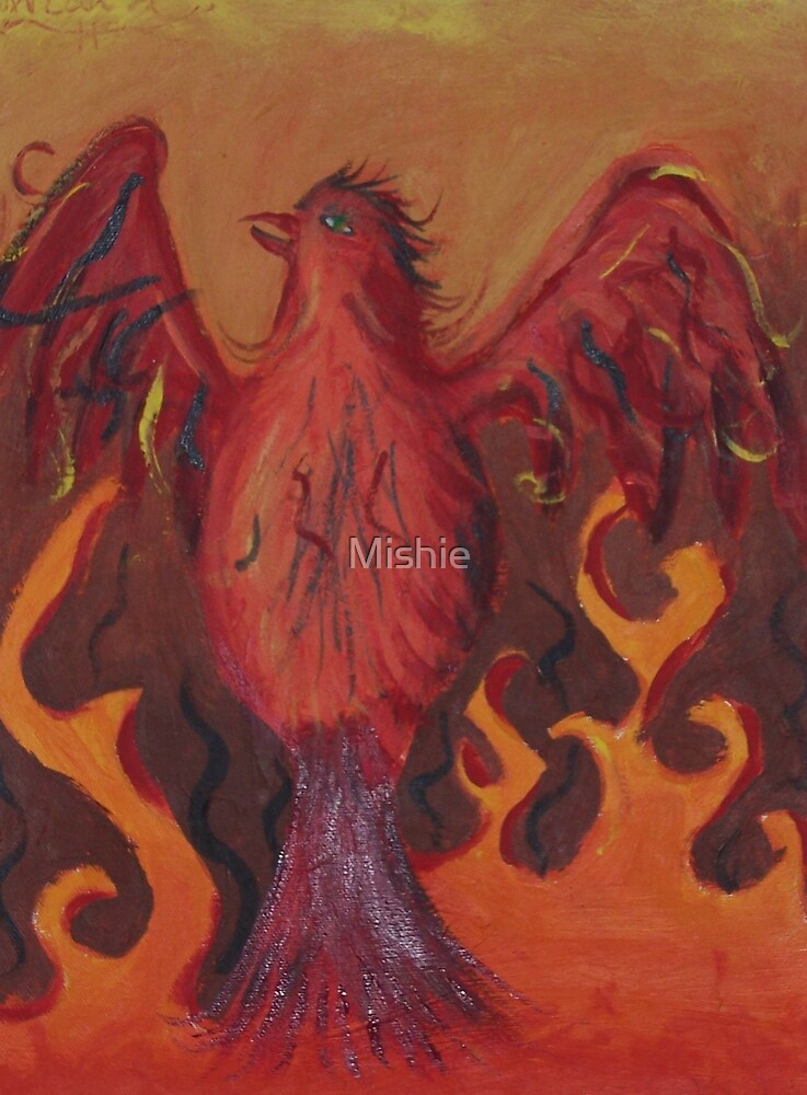 Fawkes by Mishie