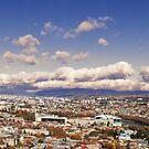 Tbilisi Panorama by Maurice Jelinski