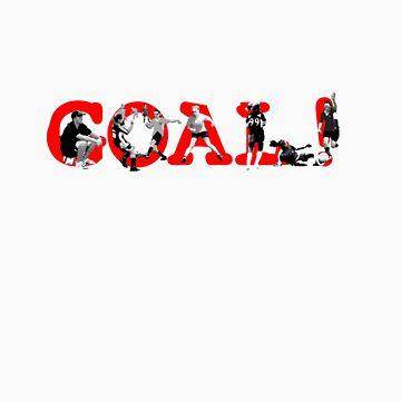 GOAL! by LeanneMT