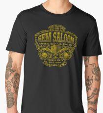 The Gem Saloon  Men's Premium T-Shirt