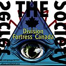 The Secret Society Fortress Canada by Edward Huse