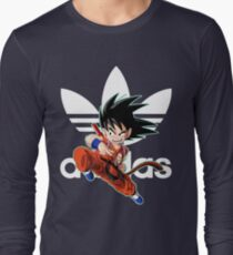 goku love Long Sleeve T-Shirt