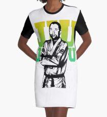 Royce Gracie T-shirt Graphic T-Shirt Dress