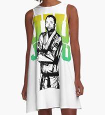 Royce Gracie T-shirt A-Line Dress