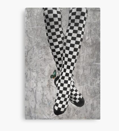 Danse avec moi . . . Canvas Print