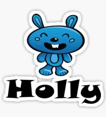 Holly Name / Inspired by The Color of Money Sticker