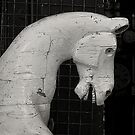 Wooden Horse by Jerry Carpenter