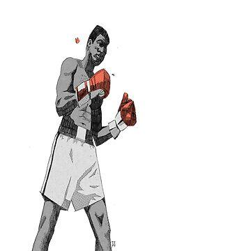 Muhammed Ali by teatimerooster
