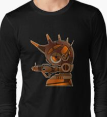 """""""Robo-kid""""....as coloured by """"Toasted Ghost"""".... Long Sleeve T-Shirt"""