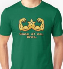 Come at me, Bros. Unisex T-Shirt
