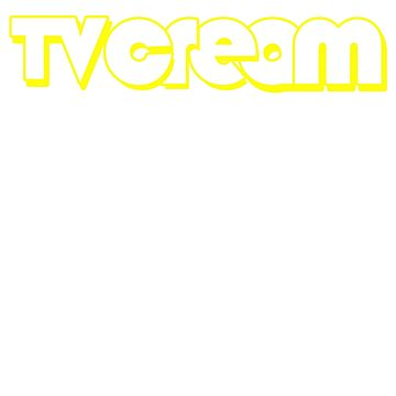 Oh, *that* TV Cream logo by tvcream