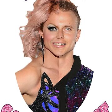 Shane J / Courtney Act - BBUK 2018 BB21 by AKindChap
