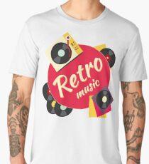 vinyl record Men's Premium T-Shirt
