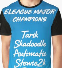 CLOUD9 major champions graphic Graphic T-Shirt