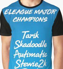 CLOUD9 major champions graphic Graphic T-Shirt