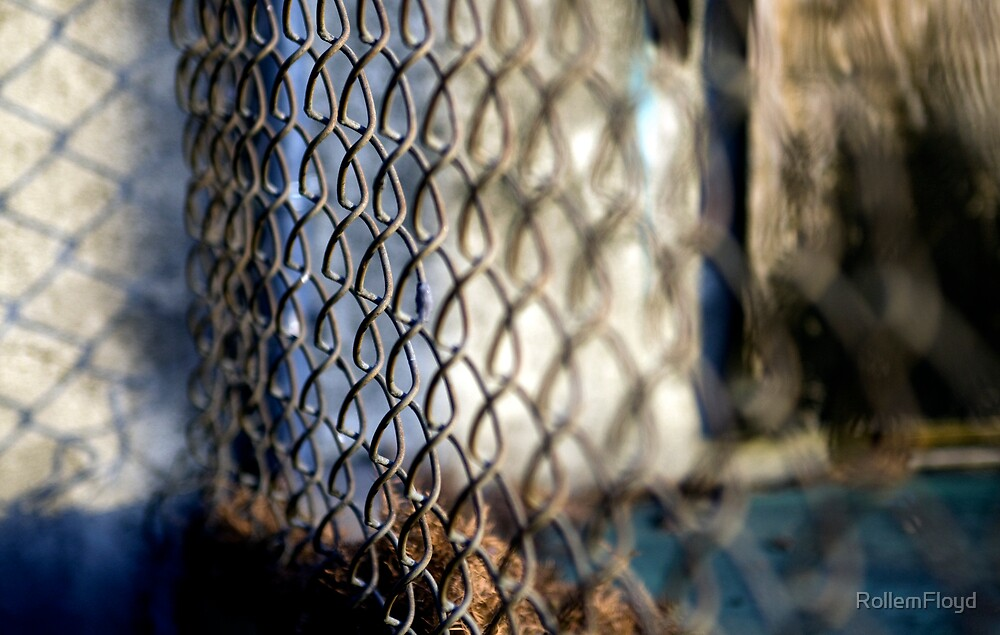 Wire Blur by RollemFloyd