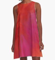 BLAZE - Abstract A-Line Dress