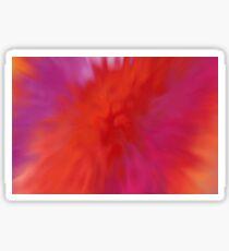 BLAZE - Abstract Sticker