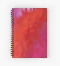 BLAZE - Abstract Spiral Notebook