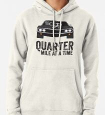 Cinema Obscura Series - The Fast & the Furious - Quarter Mile Pullover Hoodie