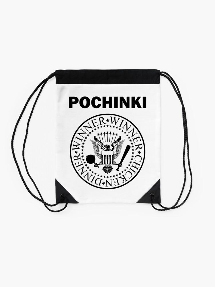 Vista alternativa de Mochila saco Winner Winner Chicken Dinner POCHINKI PUBG (Campos de batalla de Playerunknown)