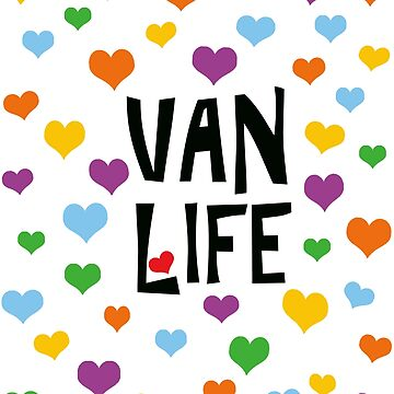 Van Life with a lot of Heart by MyLovelyVan
