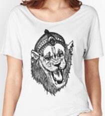 Nrishimha Women's Relaxed Fit T-Shirt