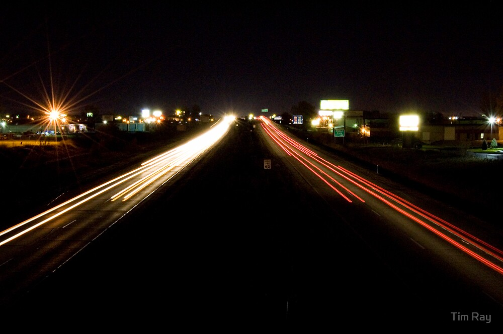 Life in the Fast Lane by Tim Ray