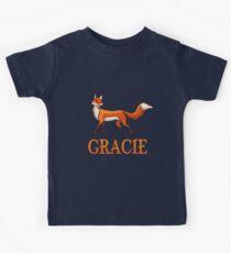 Gracie Fox Kids Tee