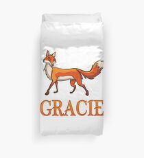 Gracie Fox Duvet Cover