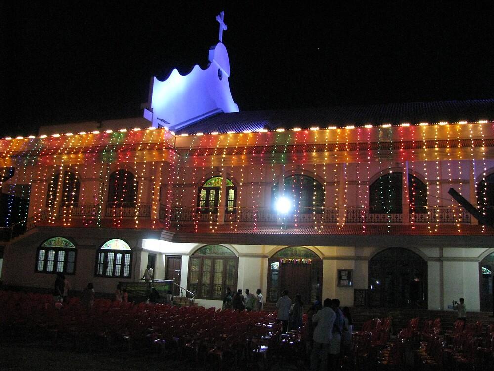 light dedor by mathewkmangalam