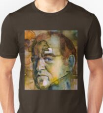 Joe Cocker watercolor Unisex T-Shirt