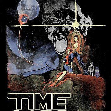 Time Lord by JKTees